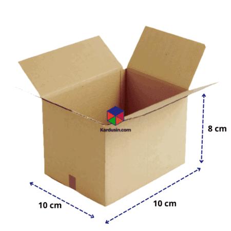 KARDUS | BOX | KARTON PACKING 10x10x8
