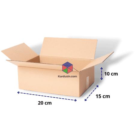 KARDUS | BOX | KARTON PACKING 20x15x10